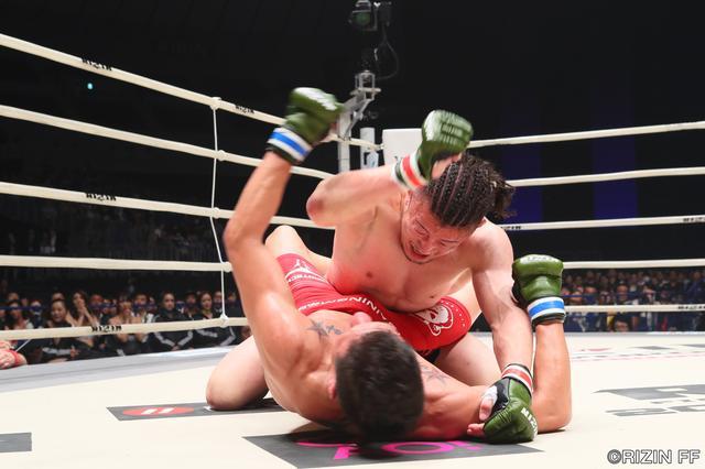 画像4: 格闘技人生を賭けてUFCからRIZINに参戦してきた川尻達也。昨年大晦日、初陣でクロン・グレイシーに敗戦した雪辱を今夜、果たしたい。対するはこちらも元UFCの強豪、アンソニー・バーチャックだ。
