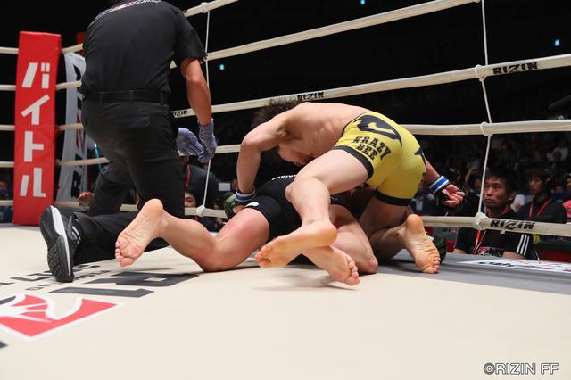 画像5: RIZIN中量級の未来と言われる矢地祐介と、元UFCの強豪ダロン・クルックシャンク。クルックシャンクは、昨年末に北岡悟に一本負けを喫し、復活の凱歌をあげたいところだ。