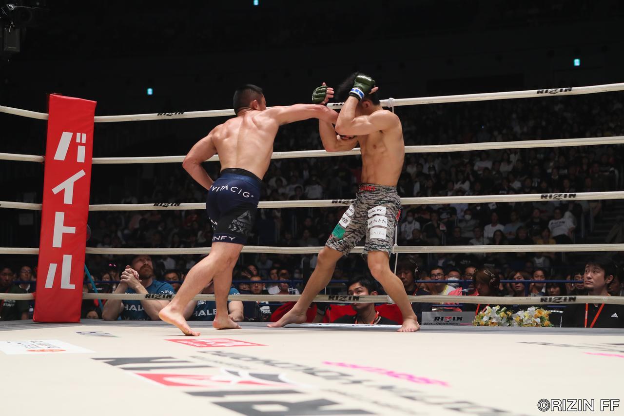 画像3: UFCトップ戦線で活躍していた堀口恭司がRIZIN電撃参戦! 日本フライ級最強の元谷友貴といきなりの頂上決戦!