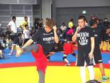 画像8: リオ五輪銀メダリストの太田忍が200人のちびっこたちにレスリングを指導!第2回RIZINレスリングキャンプ大盛況!!