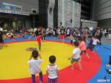 画像10: リオ五輪銀メダリストの太田忍が200人のちびっこたちにレスリングを指導!第2回RIZINレスリングキャンプ大盛況!!