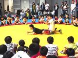 画像3: リオ五輪銀メダリストの太田忍が200人のちびっこたちにレスリングを指導!第2回RIZINレスリングキャンプ大盛況!!