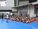 画像5: リオ五輪銀メダリストの太田忍が200人のちびっこたちにレスリングを指導!第2回RIZINレスリングキャンプ大盛況!!