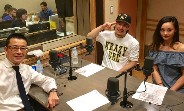 画像: 7月8日(土)19時35分〜 ラジオ番組 FM NACK5「FIGHTING RADIO RIZIN!!」は、矢地祐介選手と真珠・野沢オークライヤー選手がゲストで登場!