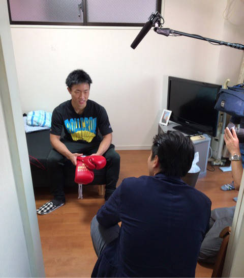 画像2: OHK岡山放送「みんなのニュース」で藤田大和選手の特集!