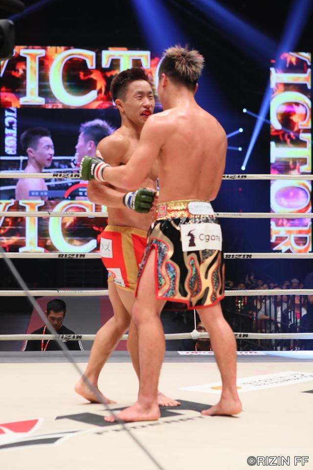 画像5: 格闘技の新たなステージを見た! 壮絶な死闘は那須川が制す!!