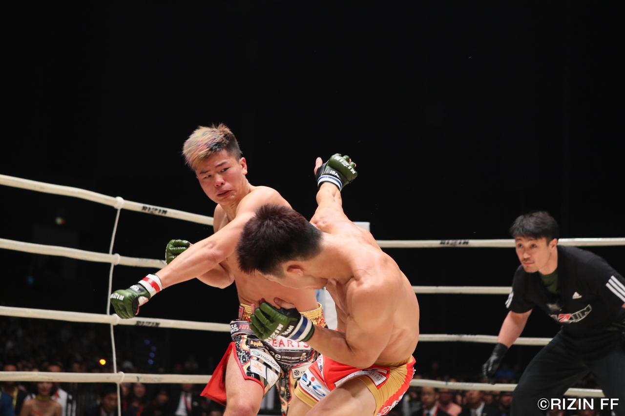 画像3: 格闘技の新たなステージを見た! 壮絶な死闘は那須川が制す!!
