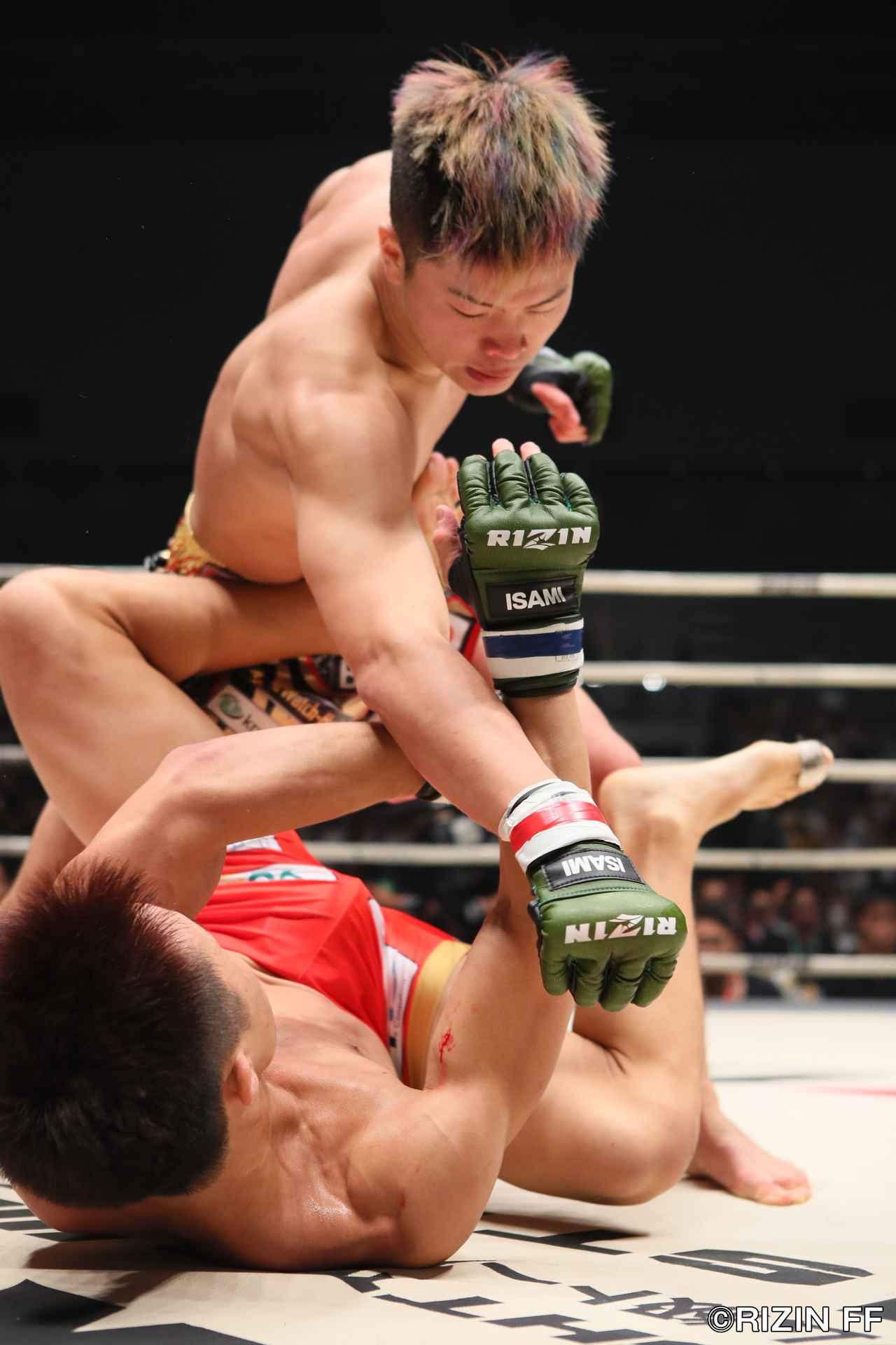 画像1: 格闘技の新たなステージを見た! 壮絶な死闘は那須川が制す!!