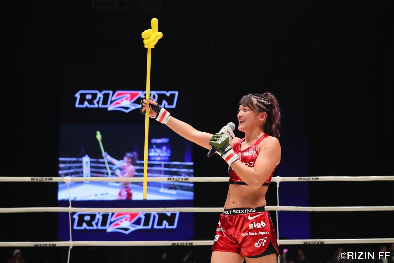 画像5: 強いRENAがアンディ・ウィンをKOしてメインを締める!!