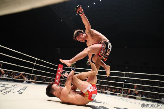 画像4: 格闘技の新たなステージを見た! 壮絶な死闘は那須川が制す!!