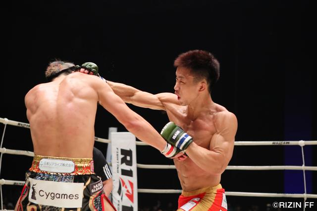 画像2: 格闘技の新たなステージを見た! 壮絶な死闘は那須川が制す!!