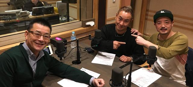 画像: 復活!FM NACK5「FIGHTING RADIO RIZIN!!」