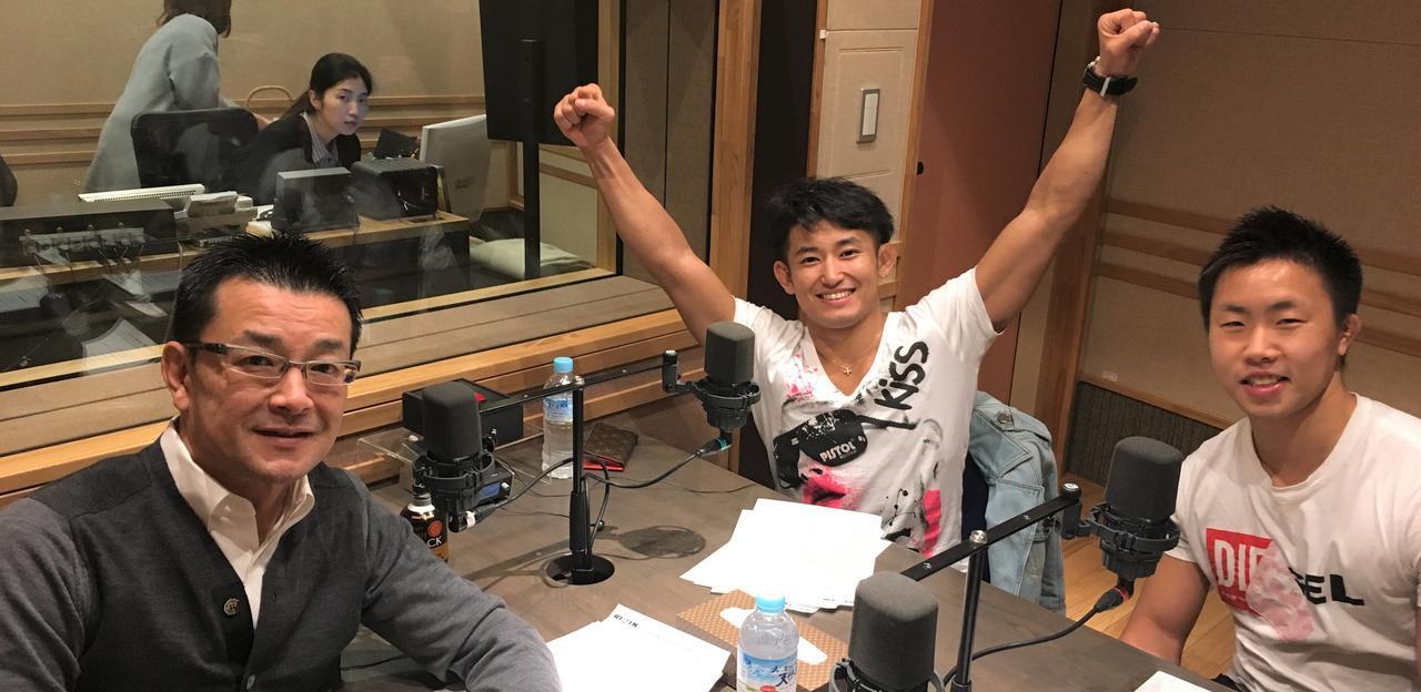 画像: 12月3日(日) 19:35~FM NACK5「FIGHTING RADIO RIZIN!!」