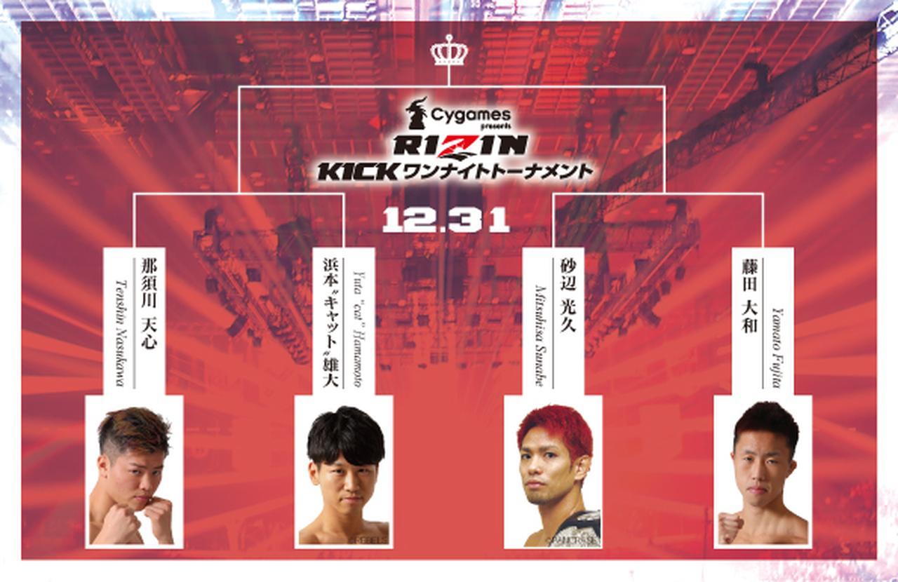 画像3: [対戦カード]RIZIN FIGHTING WORLD GRAND-PRIX 2017 バンタム級トーナメント&女子スーパーアトム級トーナメント 2nd ROUND/Final ROUND