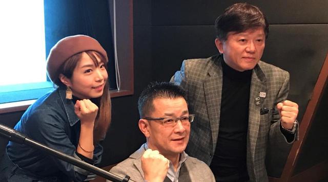 画像: TOKYO FM「JAPAN MOVE UP」に榊原実行委員長が出演!