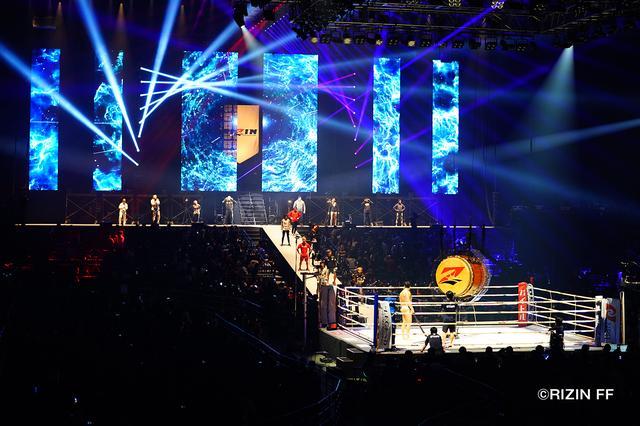 画像1: 『RIZIN FIGHTING WORLD GRAND-PRIX 2017 バンタム級トーナメント&女子スーパーアトム級トーナメント 2nd ROUND/Final ROUND』大会終了の御礼