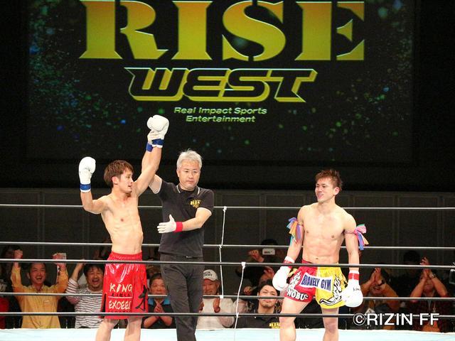 画像3: RIZIN.10出場をかけた「RISE WEST -63㎏ 九州最強決定トーナメント 〜Road to RIZIN〜」は、ダルビッシュ黒木が優勝!