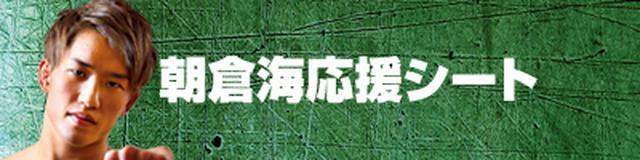 画像8: 各選手の応援シート絶賛発売中!
