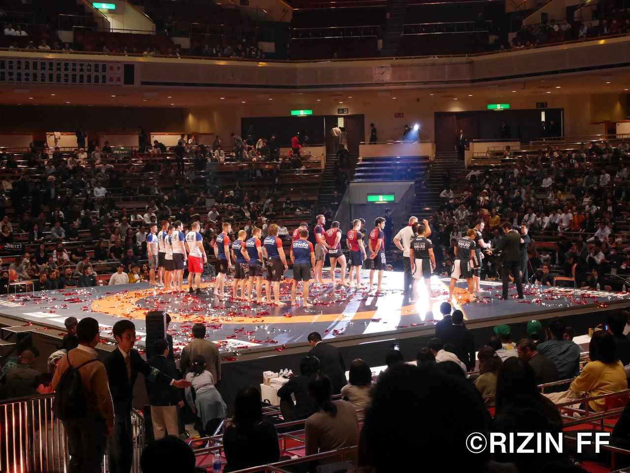 画像: 【レポート】4月11日開催 RIZIN FF オフィシャルファンクラブイベント