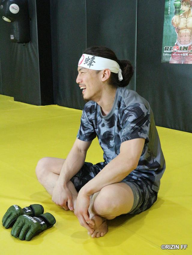 画像2: 【公開練習】お祭り男・矢地祐介が殴り合いを予告! 「アクションの大きな戦いをする」