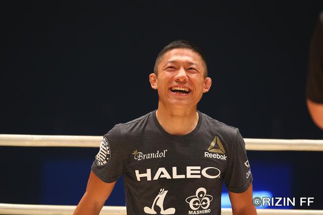 画像7: 堀口がとんでもない歴史的秒殺勝利! そして那須川天心に対戦をアピール!!