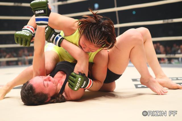画像5: 村田が見事な一本勝ちで復帰戦勝利! 「もっともっと強くなって戻って来る」