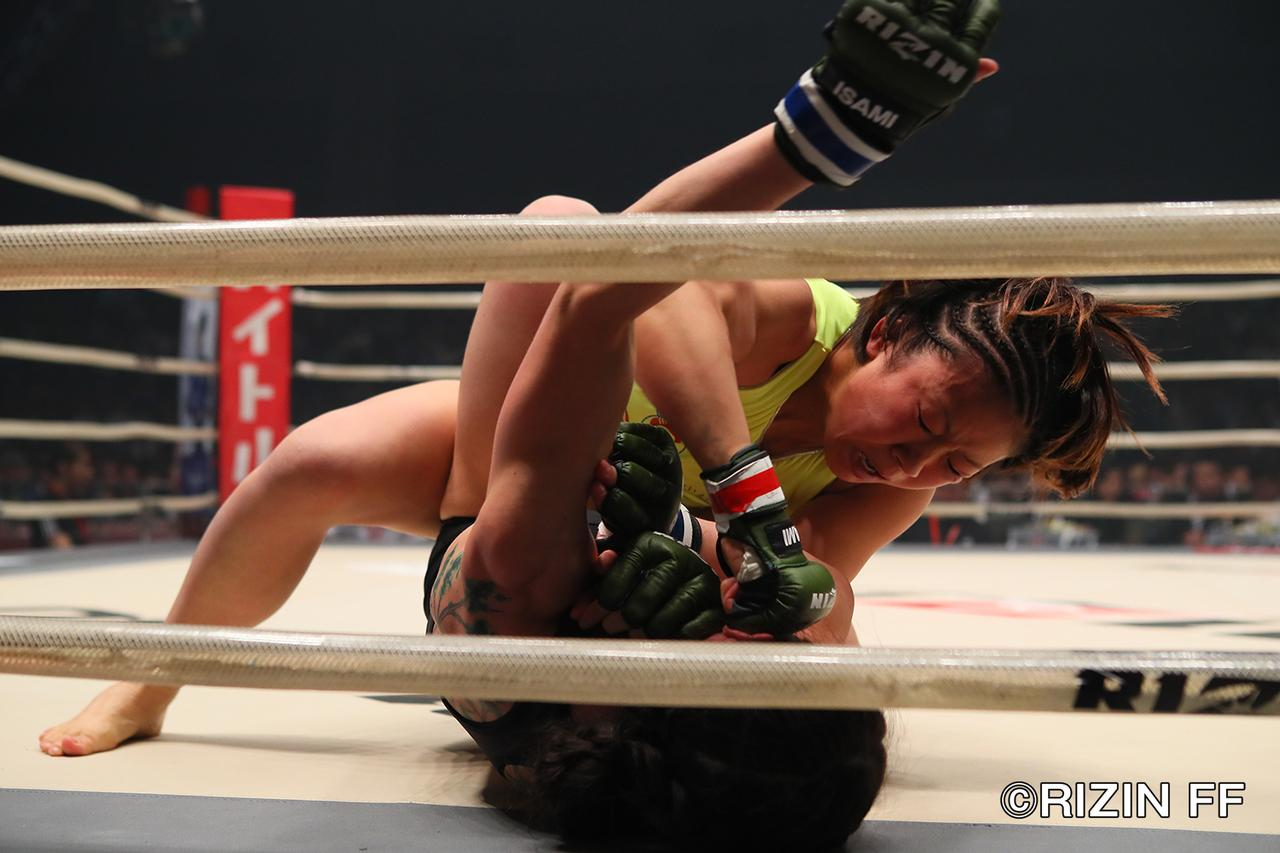 画像4: 村田が見事な一本勝ちで復帰戦勝利! 「もっともっと強くなって戻って来る」