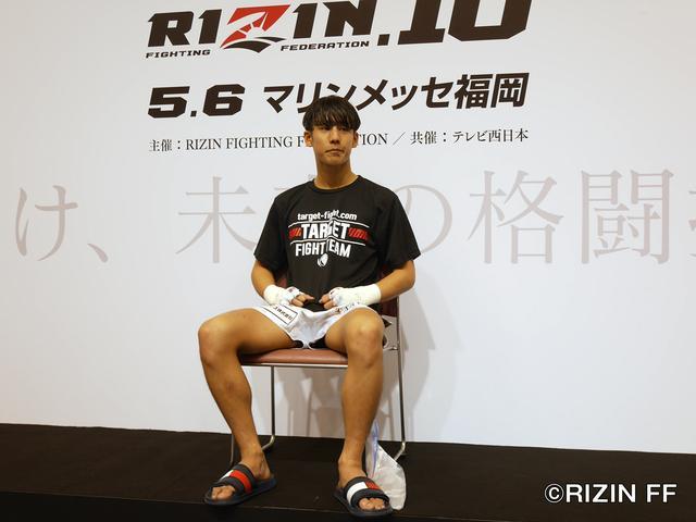 画像: 試合後インタビュー:栄井大進