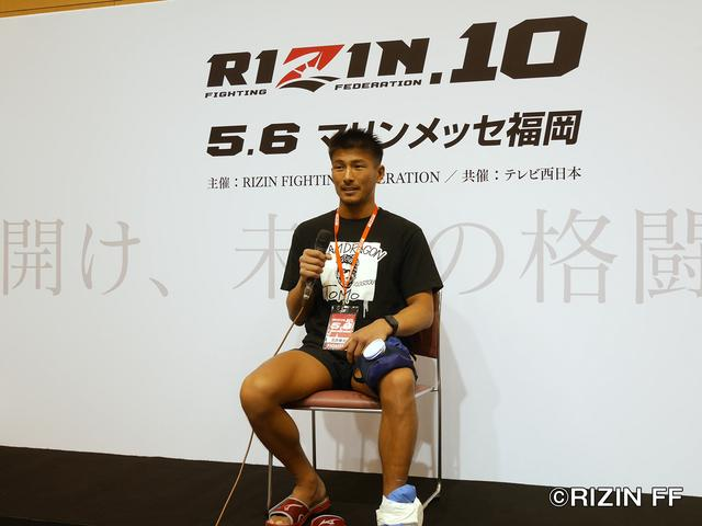 画像7: ついに『RIZIN.10』開幕! オープニングから激しい打ち合い!!