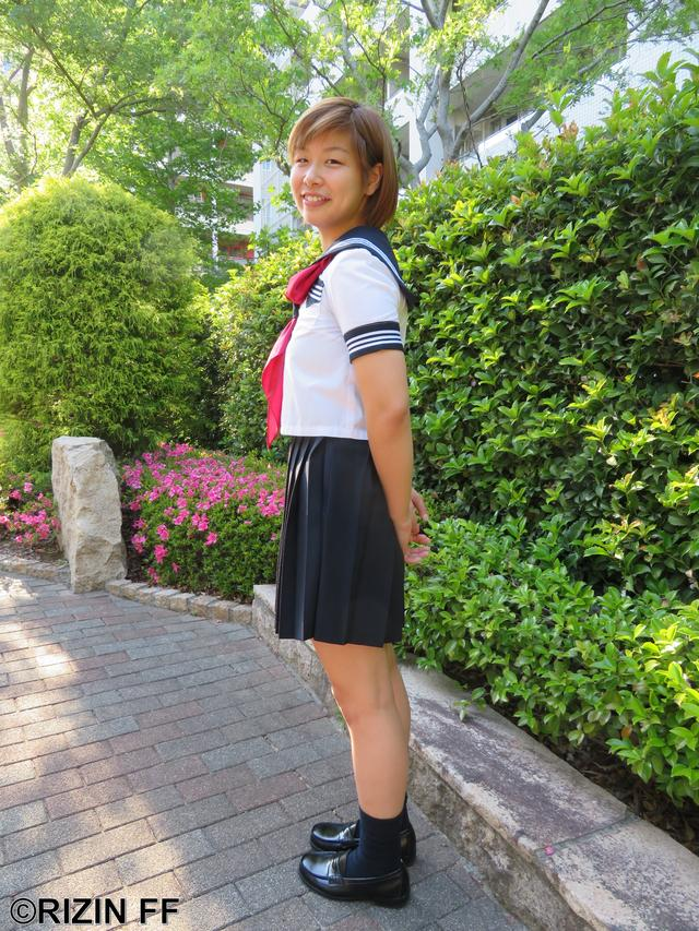 画像: 【雷神学園!】浅倉カンナ選手が1日特待生として入学!!