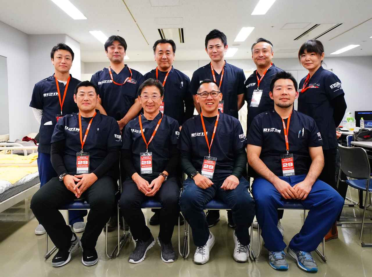 画像2: RIZINドクターがスポーツ領域の国内最大学会 「第10回日本関節鏡・膝・スポーツ整形外科学会」に参加