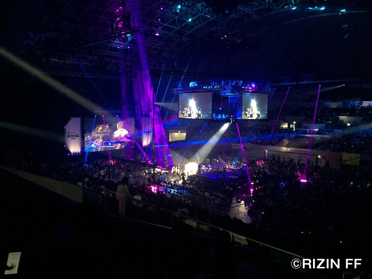 画像1: 【レポート】ファンクラブイベント「RISE125観戦」