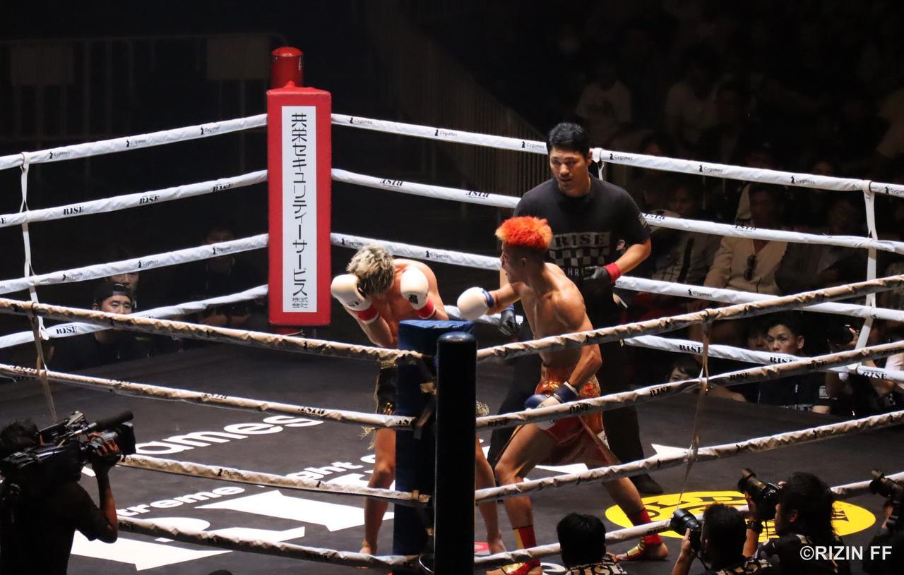 画像1: RIZIN出場をかけた「Road to RIZIN KICK Tournament」 原口健飛が優勝!!