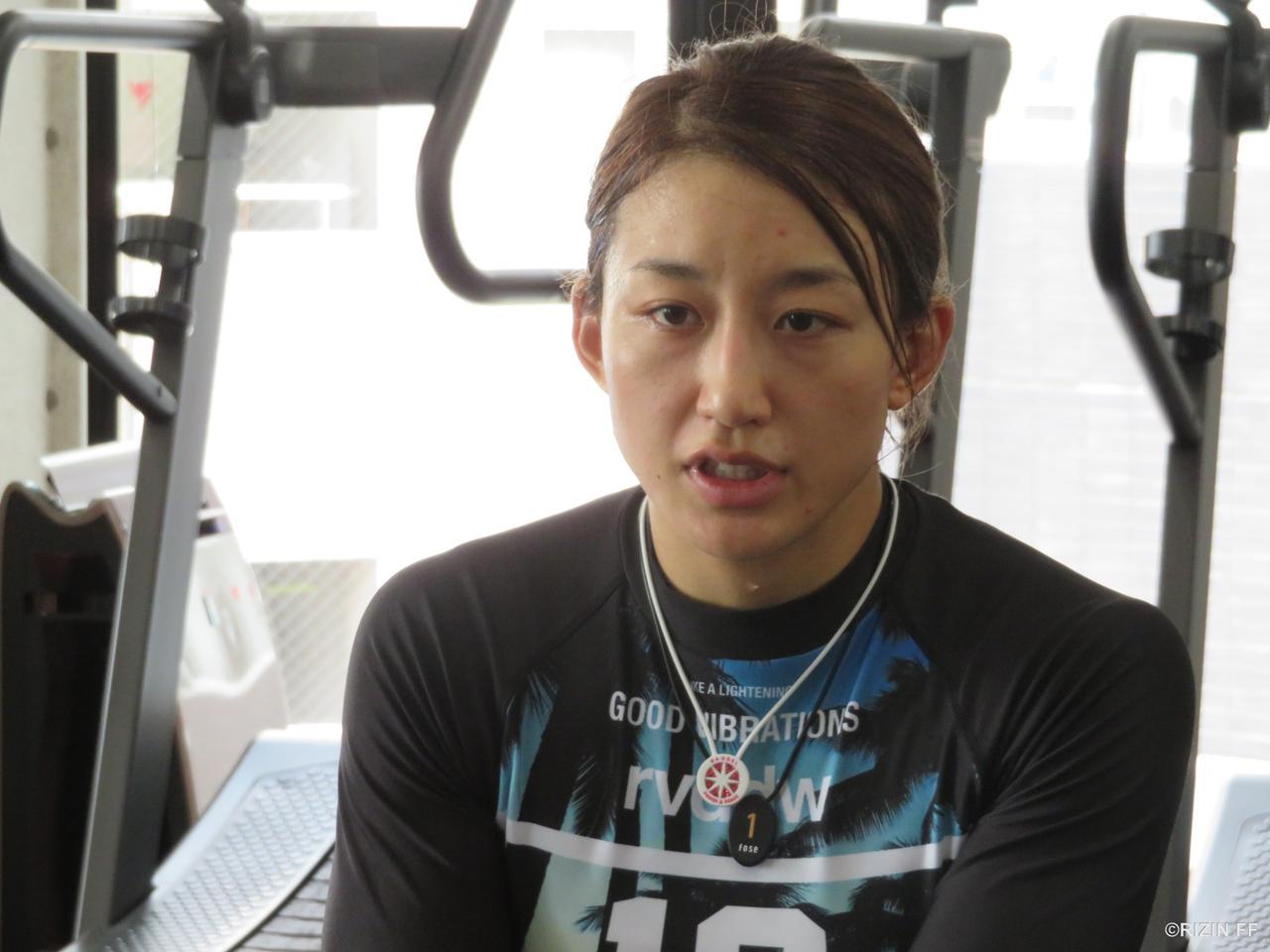 画像4: 【公開練習】杉山しずか、朝倉未来が公開練習!