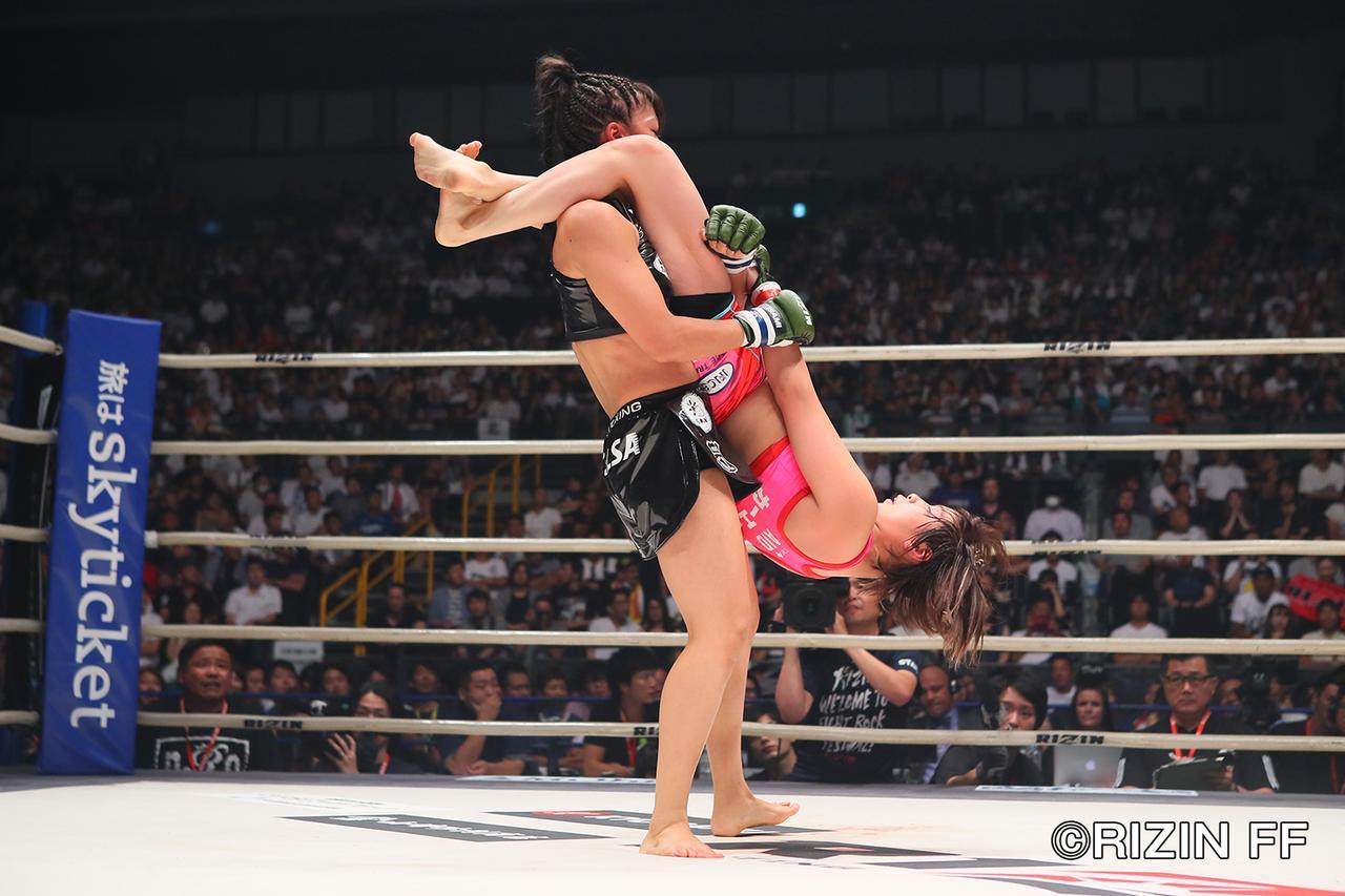 画像6: RENAのリベンジならず 浅倉カンナが判定で勝利!