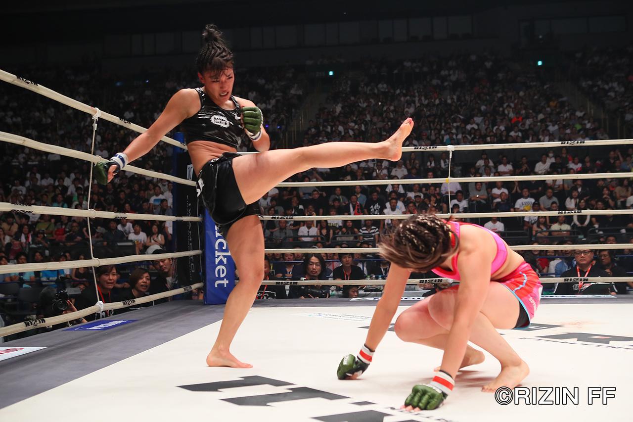 画像7: RENAのリベンジならず 浅倉カンナが判定で勝利!