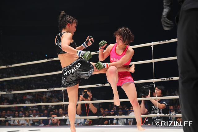 画像10: RENAのリベンジならず 浅倉カンナが判定で勝利!