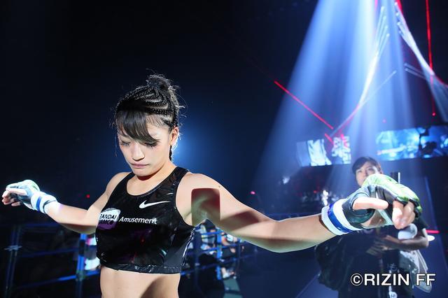 画像2: RENAのリベンジならず 浅倉カンナが判定で勝利!