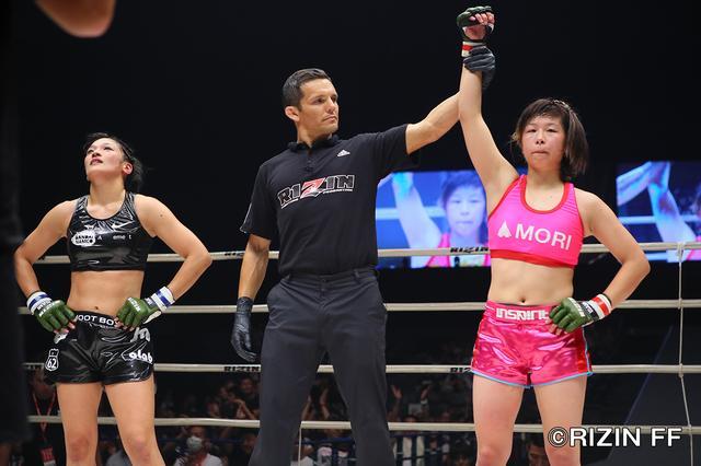画像13: RENAのリベンジならず 浅倉カンナが判定で勝利!