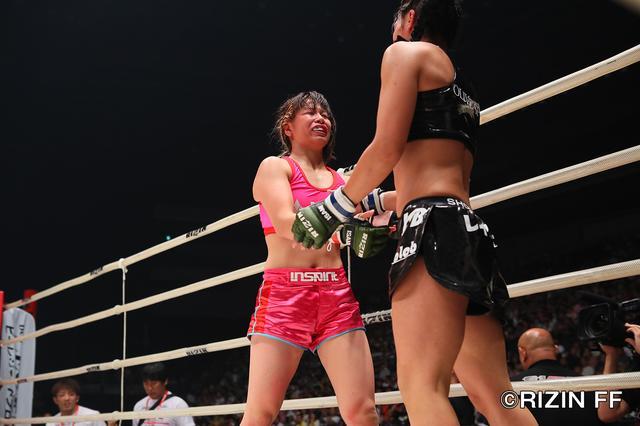画像12: RENAのリベンジならず 浅倉カンナが判定で勝利!