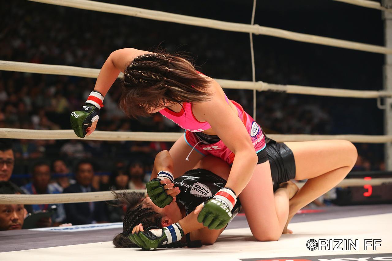 画像11: RENAのリベンジならず 浅倉カンナが判定で勝利!