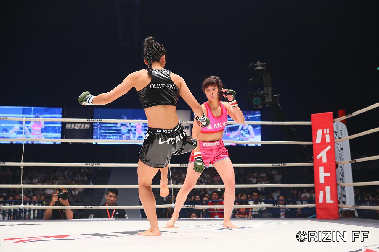 画像3: RENAのリベンジならず 浅倉カンナが判定で勝利!