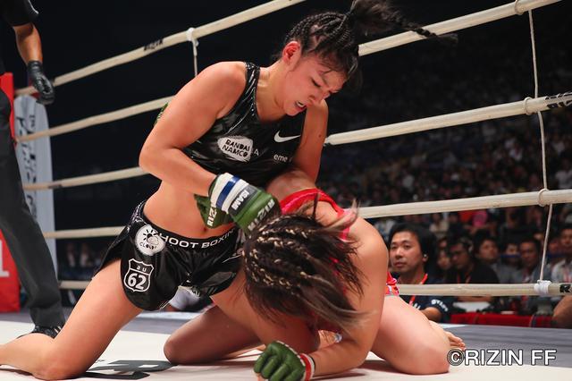 画像9: RENAのリベンジならず 浅倉カンナが判定で勝利!