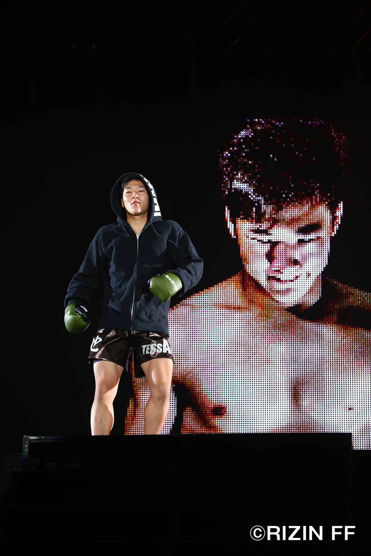 画像1: 【試合結果】RIZIN.11 第4試合 海人 vs. ウザ強ヨシヤ
