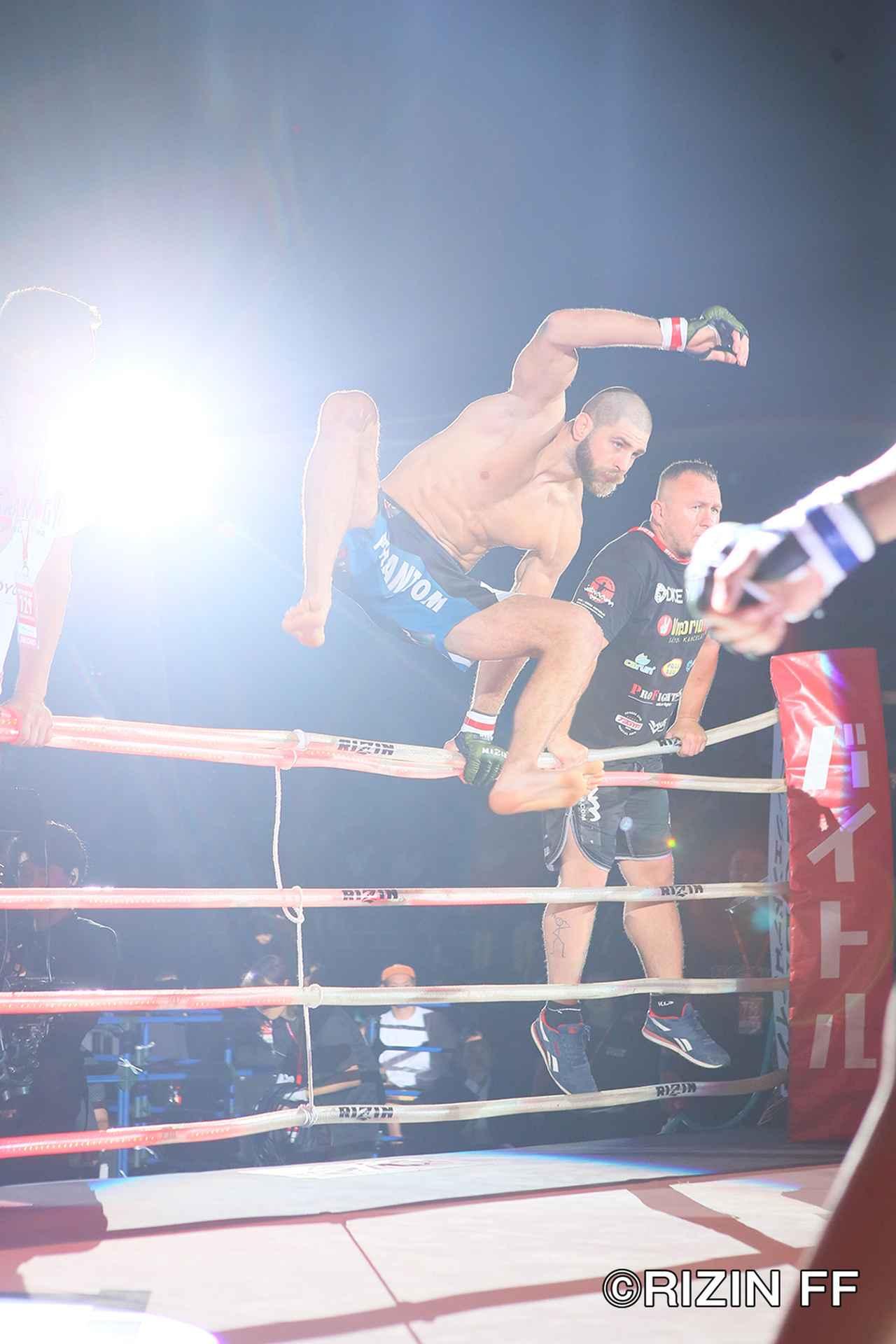 画像2: イリー・プロハースカの強烈パンチ ブルーノ・カッペローザ失神負け