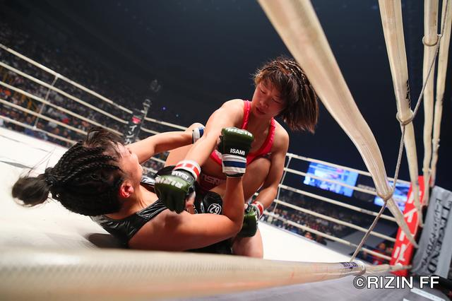 画像8: RENAのリベンジならず 浅倉カンナが判定で勝利!