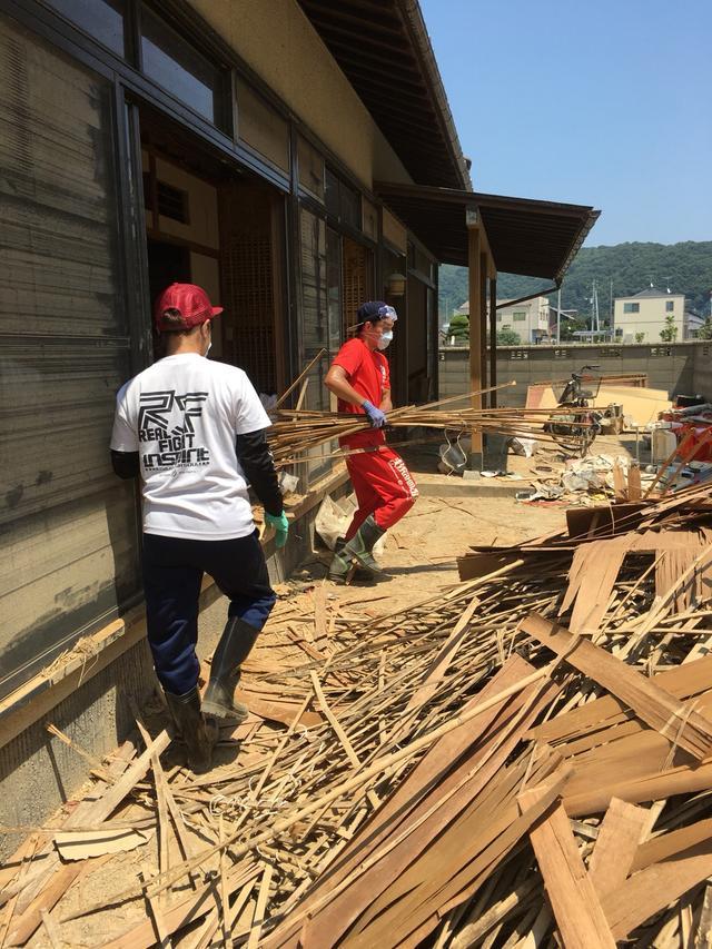 画像2: 浅倉カンナ選手が岡山県でボランティア活動