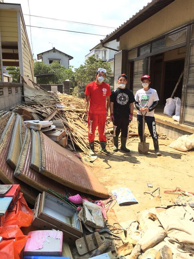 画像8: 浅倉カンナ選手が岡山県でボランティア活動