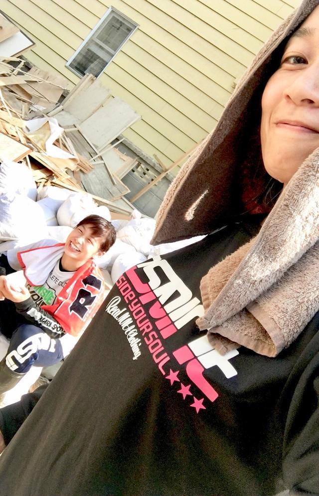 画像7: 浅倉カンナ選手が岡山県でボランティア活動