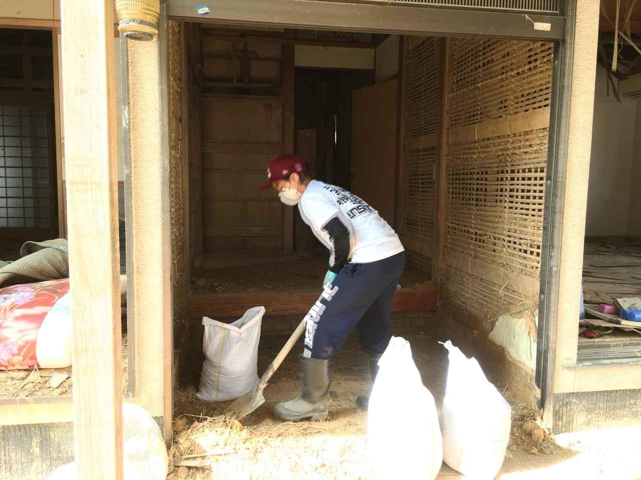 画像1: 浅倉カンナ選手が岡山県でボランティア活動